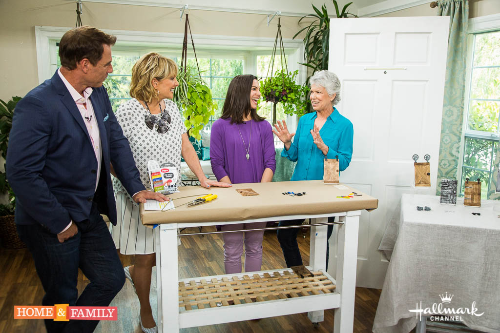 Home & Family Set. MotherDaughterProjects.com
