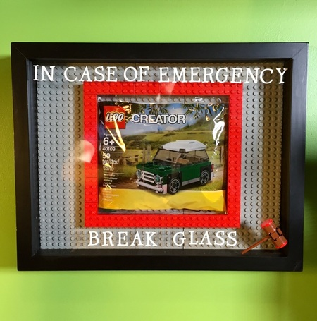 Lego Emergency. MotherDaughterProjects.com