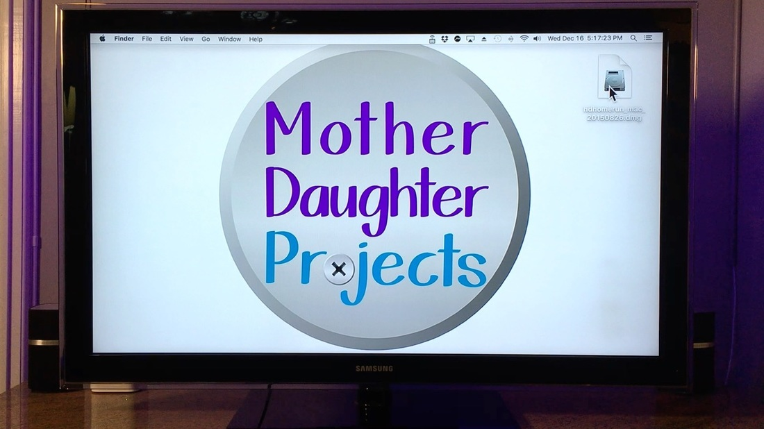 Record Live TV. MotherDaughterProjects.com