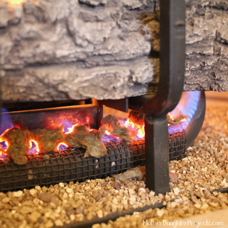 Glowing Embers Fireplace Fireplaces