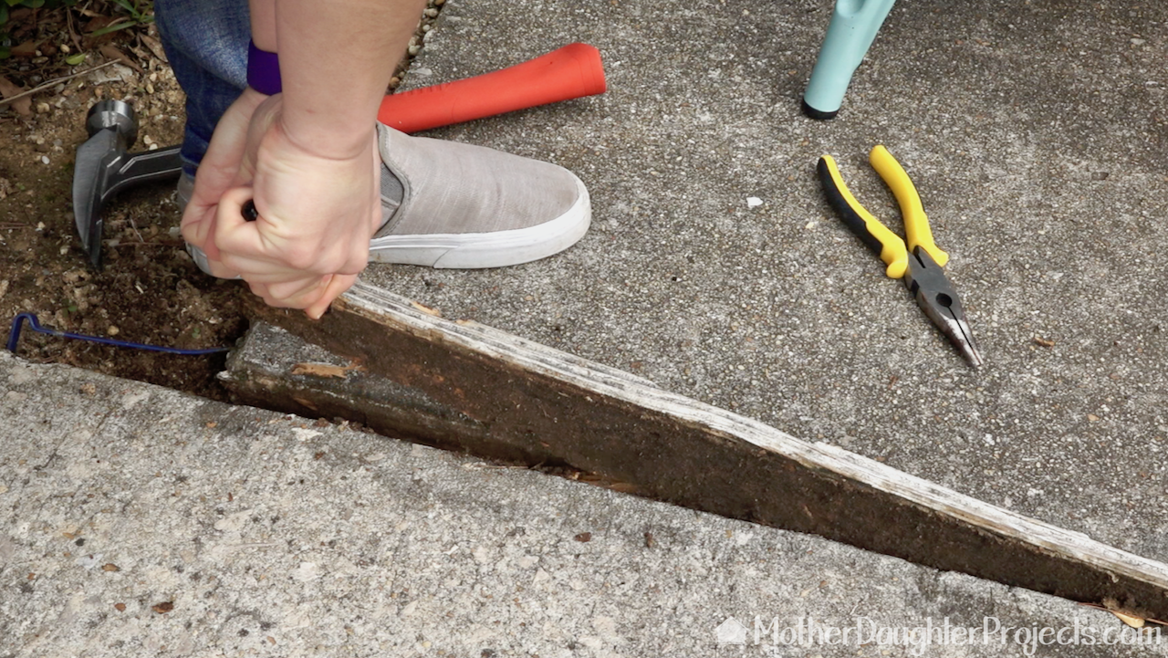 How To Replace Wood Expansion Joints In Concrete Mother