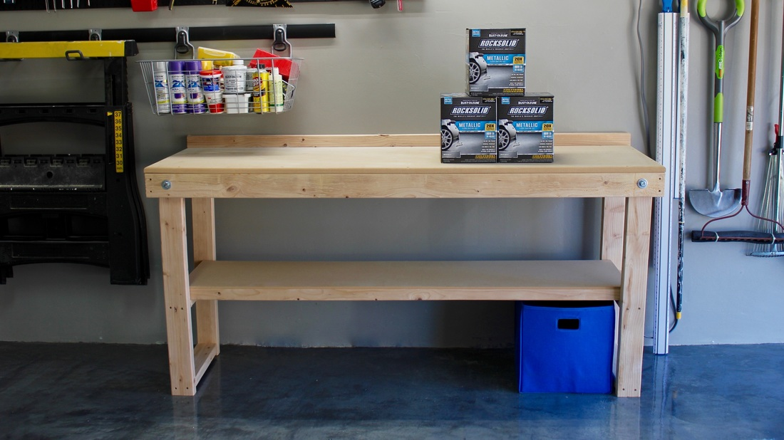 5 Garage DIY Projects. MotherDaughterProjects.com