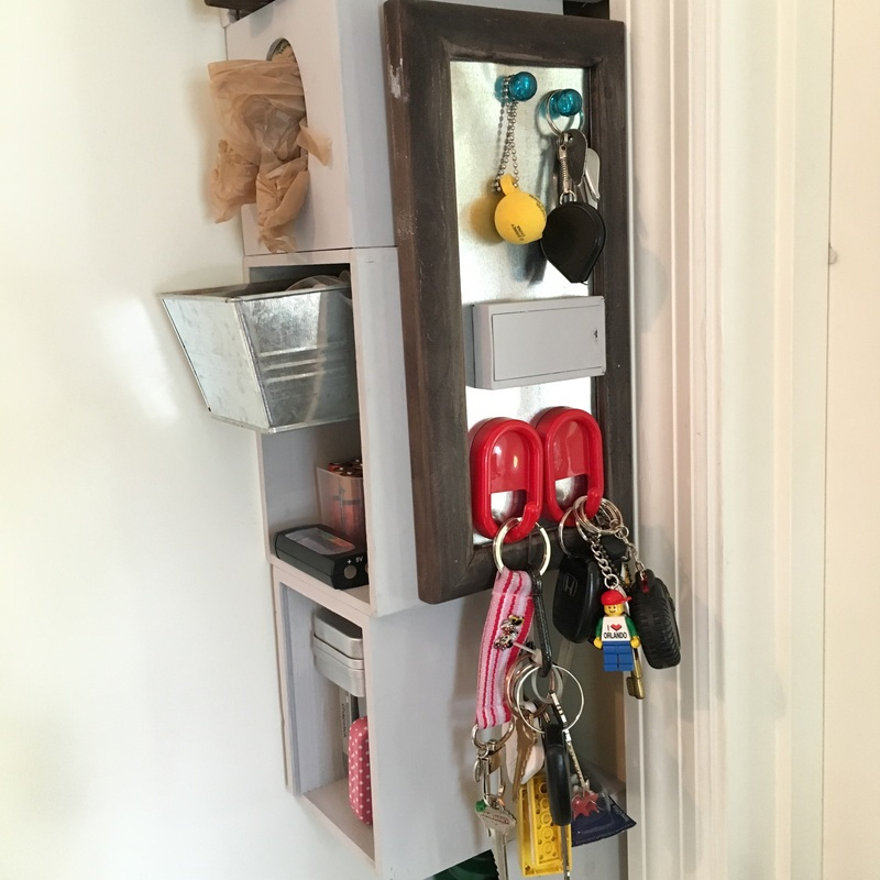 Tiny Space Organization. MotherDaughterProjects.com