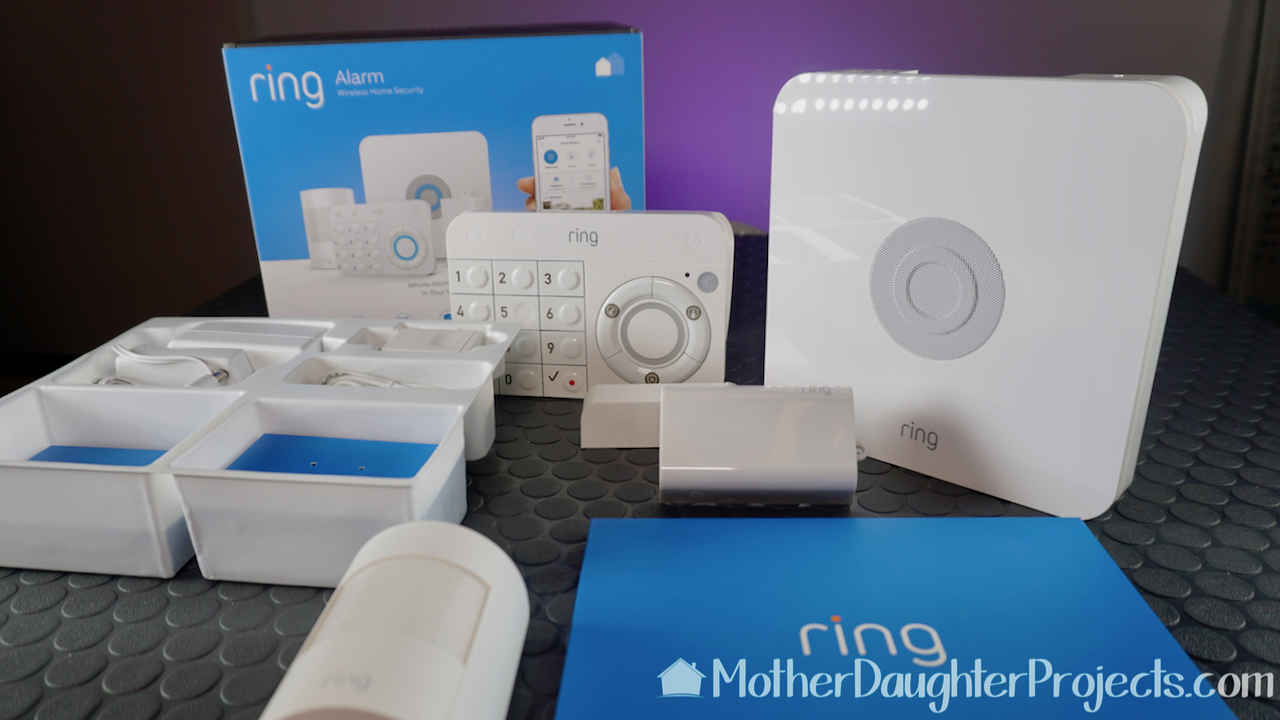 Video tutorial! See how to install the simple smart home security system- Ring Alarm. #install #smarthome #security #diy