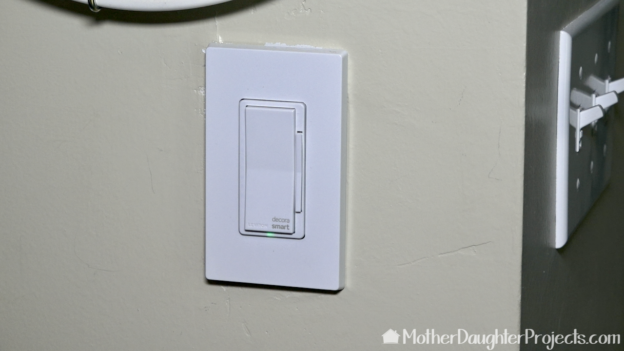 Home Automation With Smart Light Switches Mother