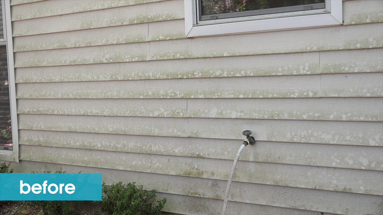 How To Clean House Siding Mother Daughter Projects